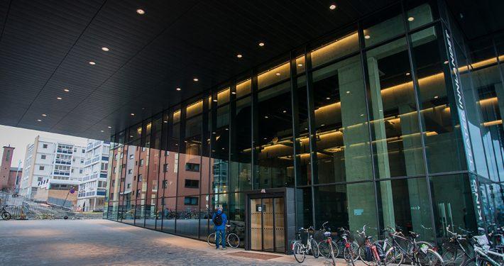 Glass & Fasade: Hamar Kulturhus