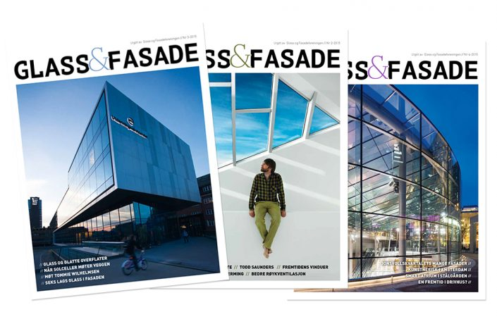 Magasinet Glass & Fasade