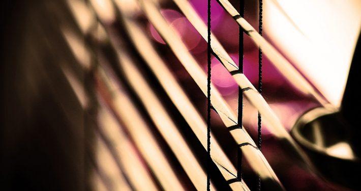 Innvendig solskjerming. Foto: pixabay