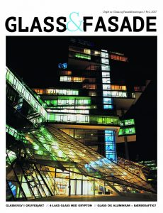 Glass og Fasade utgave 2-2017. Foto.