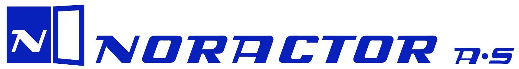 Noractor AS logo