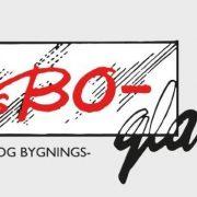 Bo Glass. Logo.