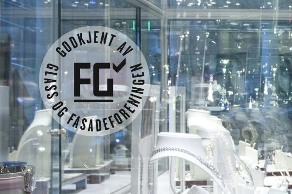 FG-godkjente produkter. Foto: Adam Stirling