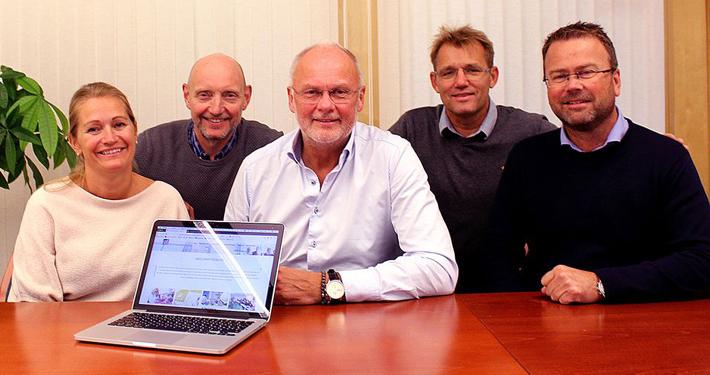 Foto av GF medlems og kundeservice