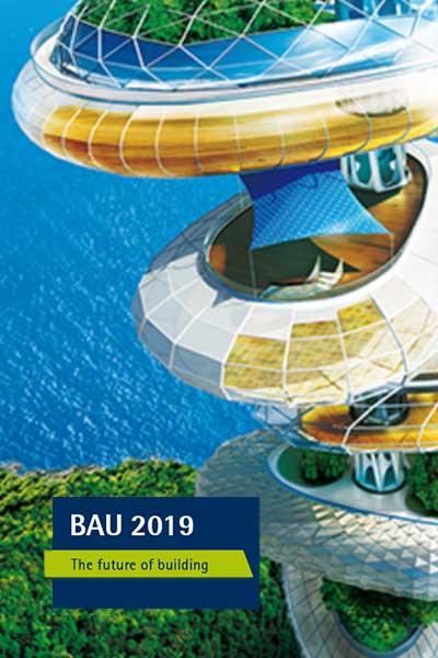 Foto av byggning - BAU 2019