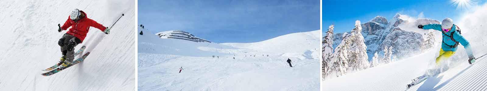 Foto av slalom